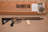 Barrett Rec7 DI Burnt Bronze + Romeo5