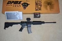 DPMS Oracle + Black Spider Sight