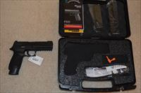 Clearance Sale! Sig 320 TACOPS 320F