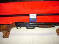 Ithaca 37 Bicentennial with case and belt buckle Like New!!