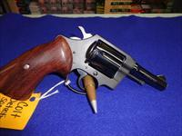 COLT DETECTIVE 38 SPECIAL 3 IN BARREL