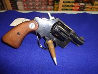 COLT DETECTIVE 38 SPECIAL 2 IN BARREL