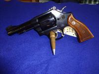 SMITH AND WESSON MODEL 18-7   22 CAL