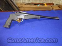 TC ENCORE SINGLE SHOT 204 RUGER