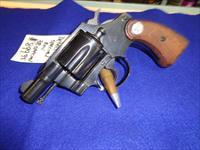 COLT DETECTIVE SPECIAL 38 SPECIAL