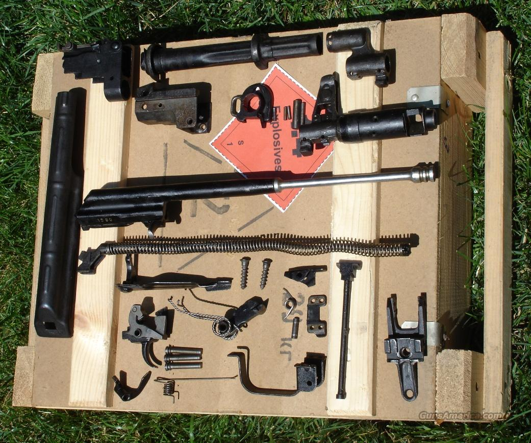 Bulgarian AK-74 Demilled Kit large package including ammo!