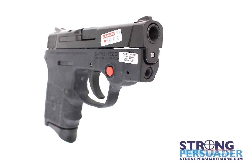 Smith & Wesson Bodyguard  380 Crimson Trace