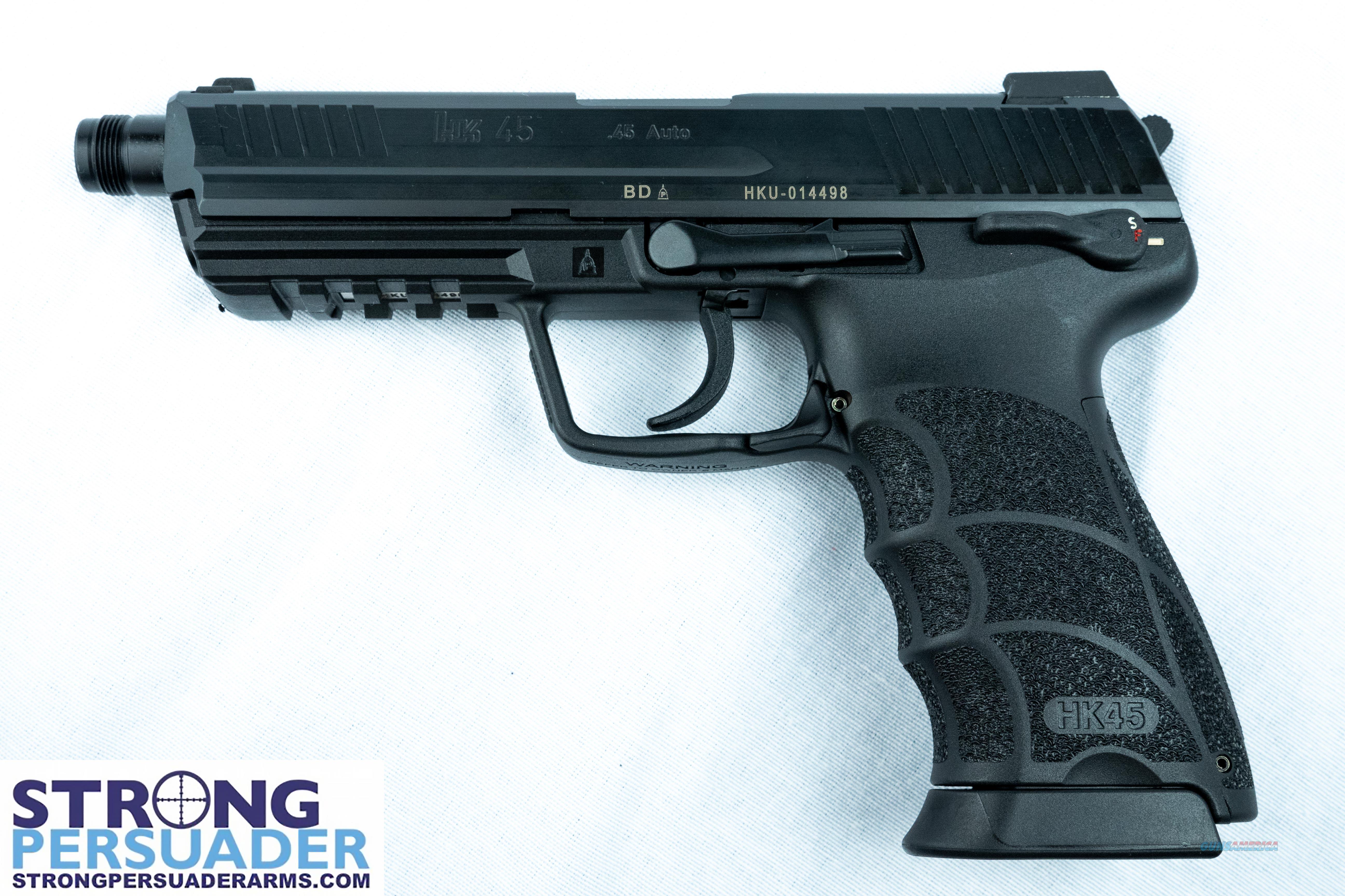 Heckler & Koch HK45 Tactical V1 (704001T-A5)