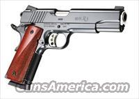 Remington 1911 R1 Carry Commander Satin Black/Wood .45ACP