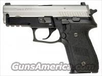 Sig Sauer SP2022 Two Tone (Black/Stainless) 9mm