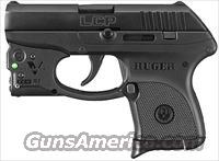 USED Ruger LCP with Green Viridian Laser .380 ACP