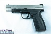 Springfield XD 9 Mod 2 Tactical Two Tone (XDG9401SHC)