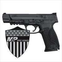 S&W M&P 9 2.0 Spec Series Pistol Kit with Knife and Coin
