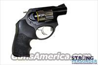Ruger LCR X .38 Special + P