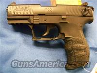 WALTHER P22 (THREADED BARREL)