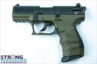 Walther P22 QD Military Green (5120515)