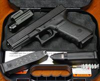 Glock 21 45 ACP Night Sights