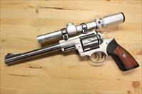 Ruger Super Redhawk 44 mag, 9.5 inch, w/scope Like New
