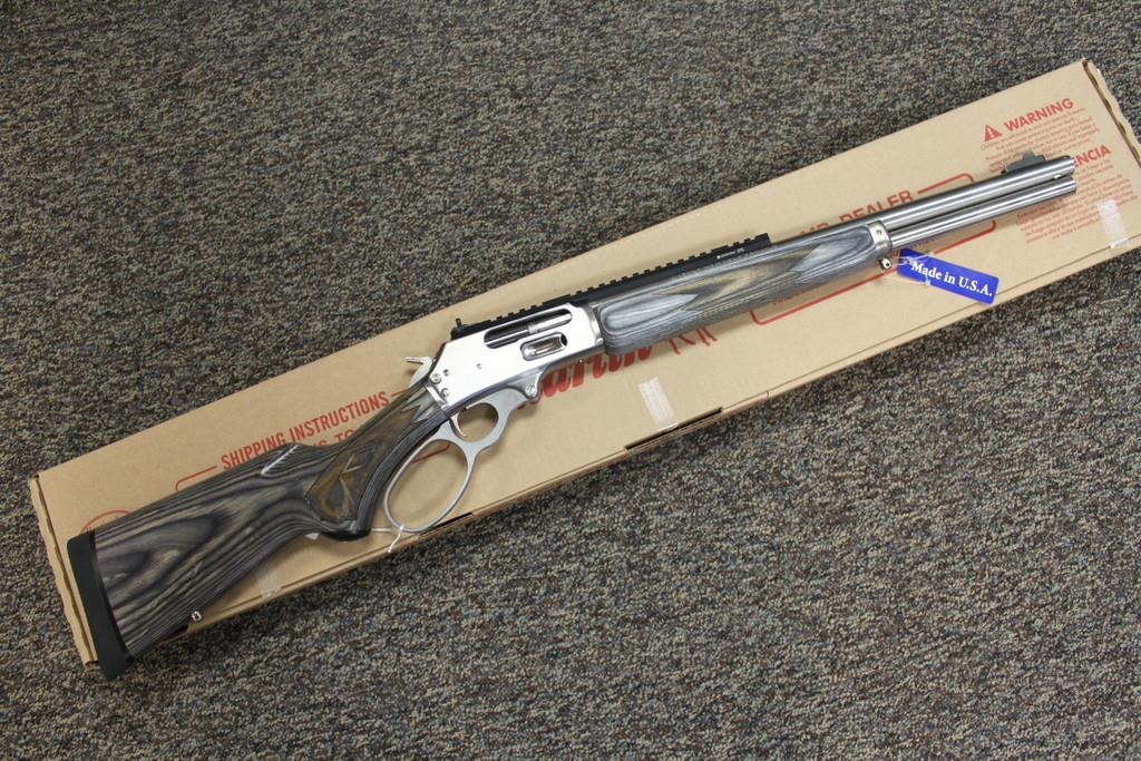 Marlin 1895 SBL 45-70 Stainless, Large Loop, Ghost Ring Sights, SALE!