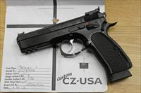 CZ 75 SP-01 Shadow Target II, 9mm, NIB, Sale