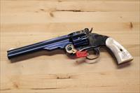 Cimarron No. 3 Schofield 45 LC, Charcoal Blue, Case Hardened, NIB