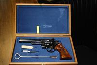 SMITH AND WESSON MODEL 57 S SERIES 1ST YEAR PRODUCTION IN PRESENTATION CASE
