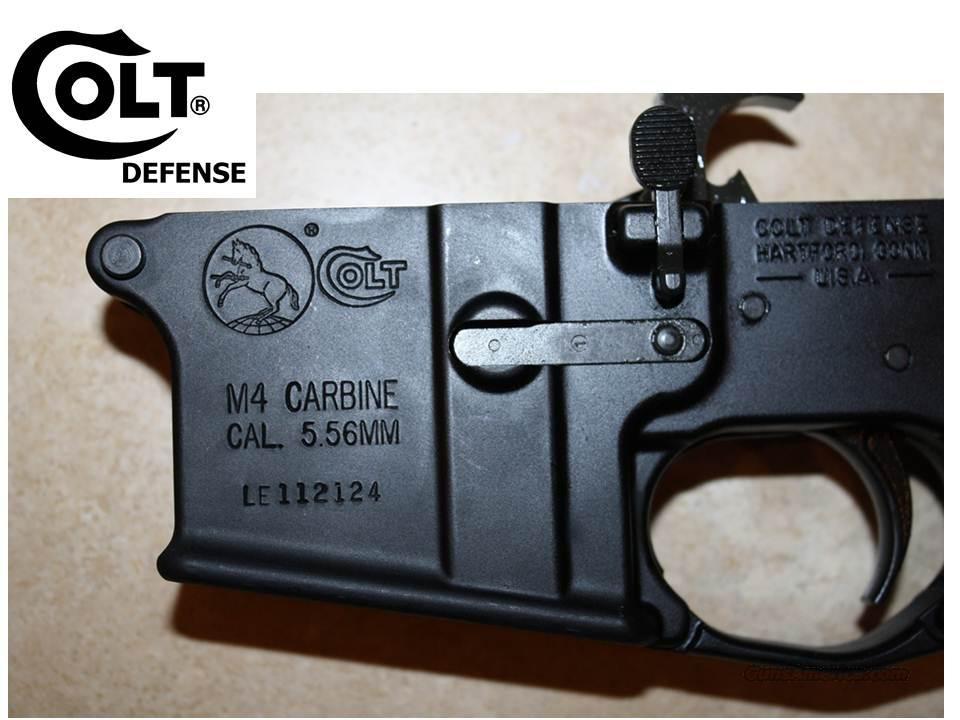 Colt lower markings (engraved serials vs  stamped) - AR15 COM
