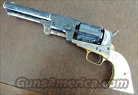 Colt Factory C Engraved 3rd Model Dragoon 1 of 50