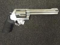 SMITH AND WESSON  500 MAGNUM STAINLESS HAND CANON