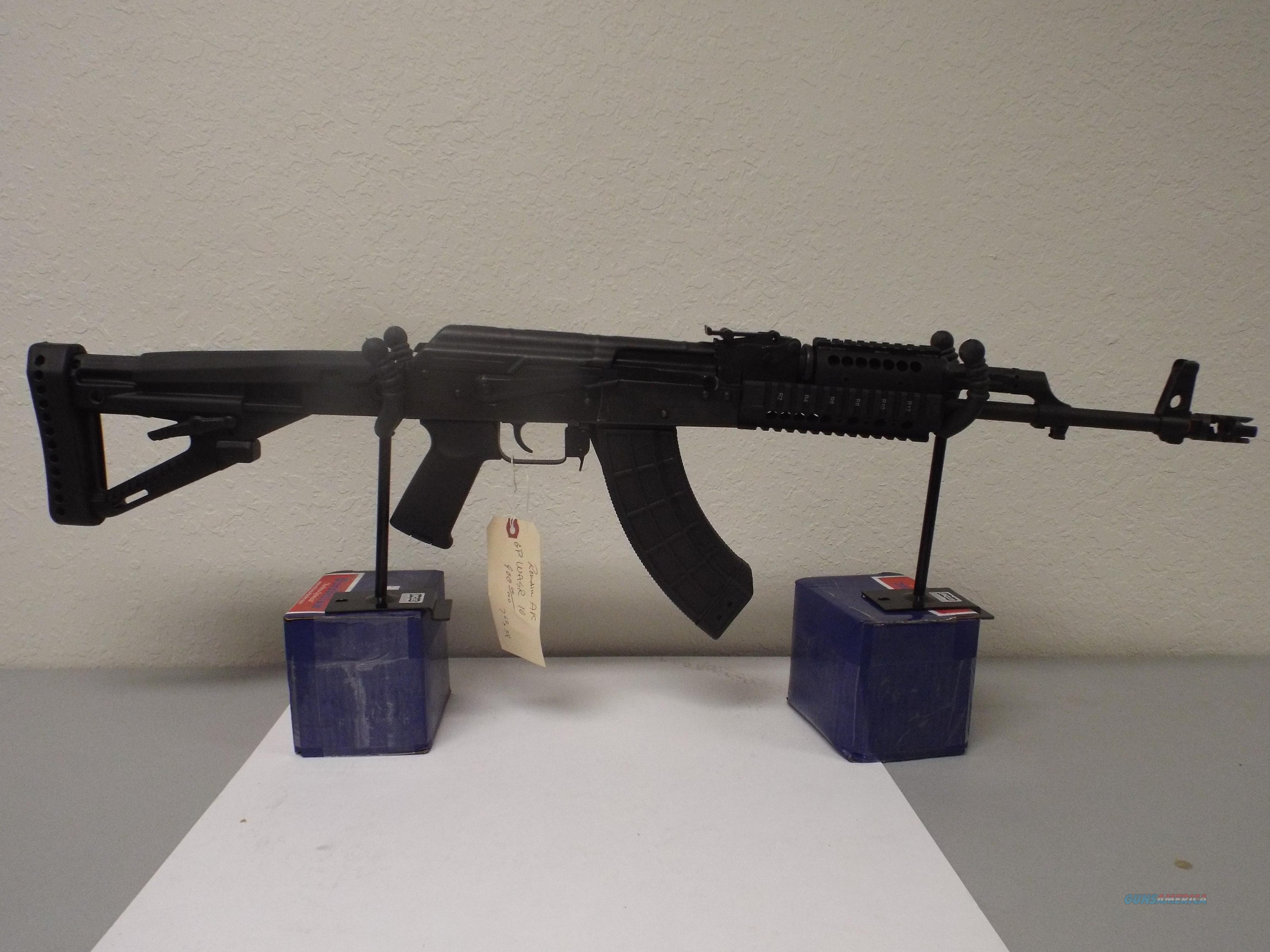 ROMANIAN AK-47 TACTICAL