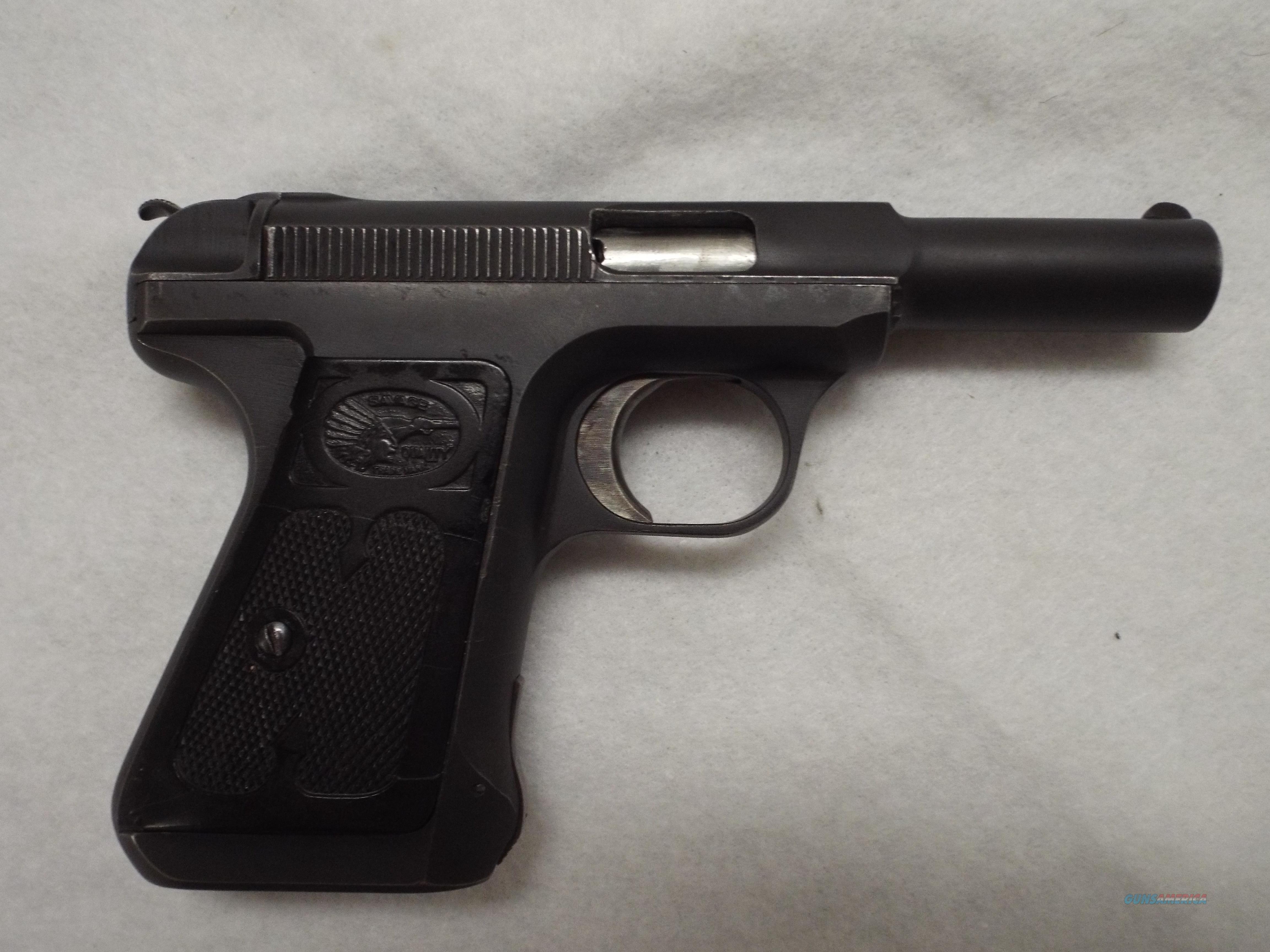 Savage 1917  32 Cal