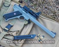 TBA Passport II Suppressed Pistol Complete gun