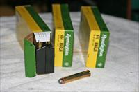 Remington 444 Marlin 240 gr. Soft point factory ammo