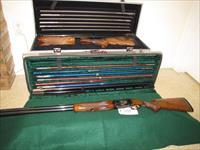 "Used Krieghoff K80 Bavaria Grade 32"" sporting clay barrel, 28"" skeet barrel, and 34"" single trap barrel"
