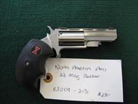 North American Arms Revolver, 22 Magnum