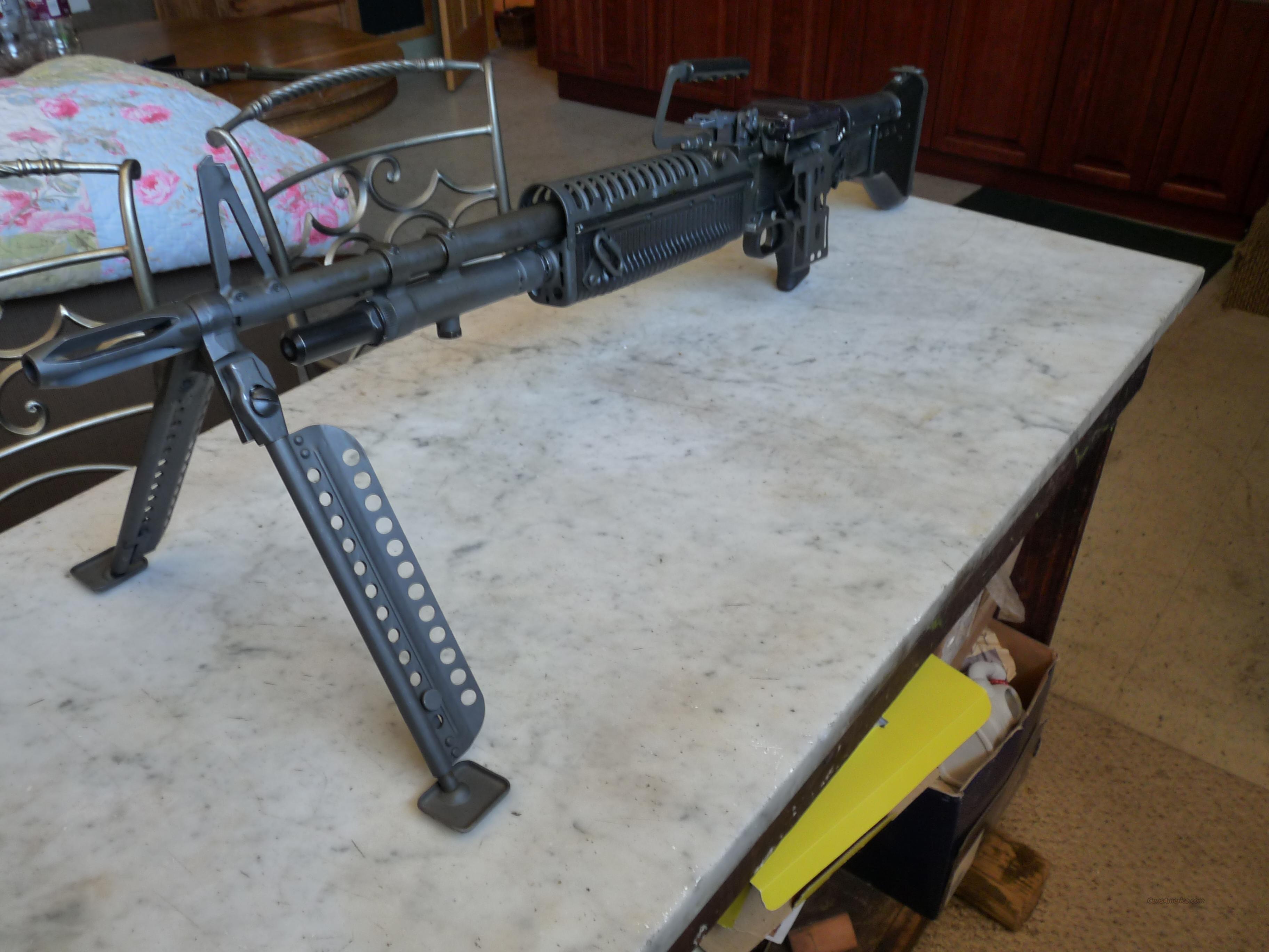 Springfield Armory M60 M60E3
