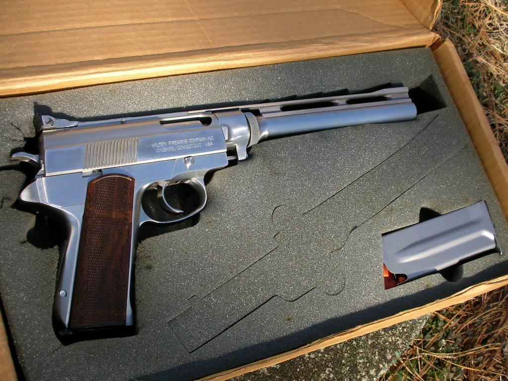 Wildey 475 Wildey Magnum 10 Bbl For Sale