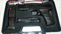 "Walther PPQ M2 .40 5"" Black  AS NEW"