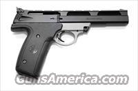 Smith & Wesson 22A Two Tone Model 107412 S&W .22LR