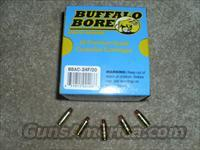 9mm +P+ BUFFALO BORE Ammo  80 rds 124gr FMJ-FN Penetrator Low flash