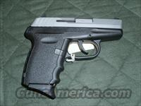 SCCY CPX-2-TT 9MM PISTOL