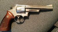 Smith and Wesson 45 Colt. Model 25-5. Revolver