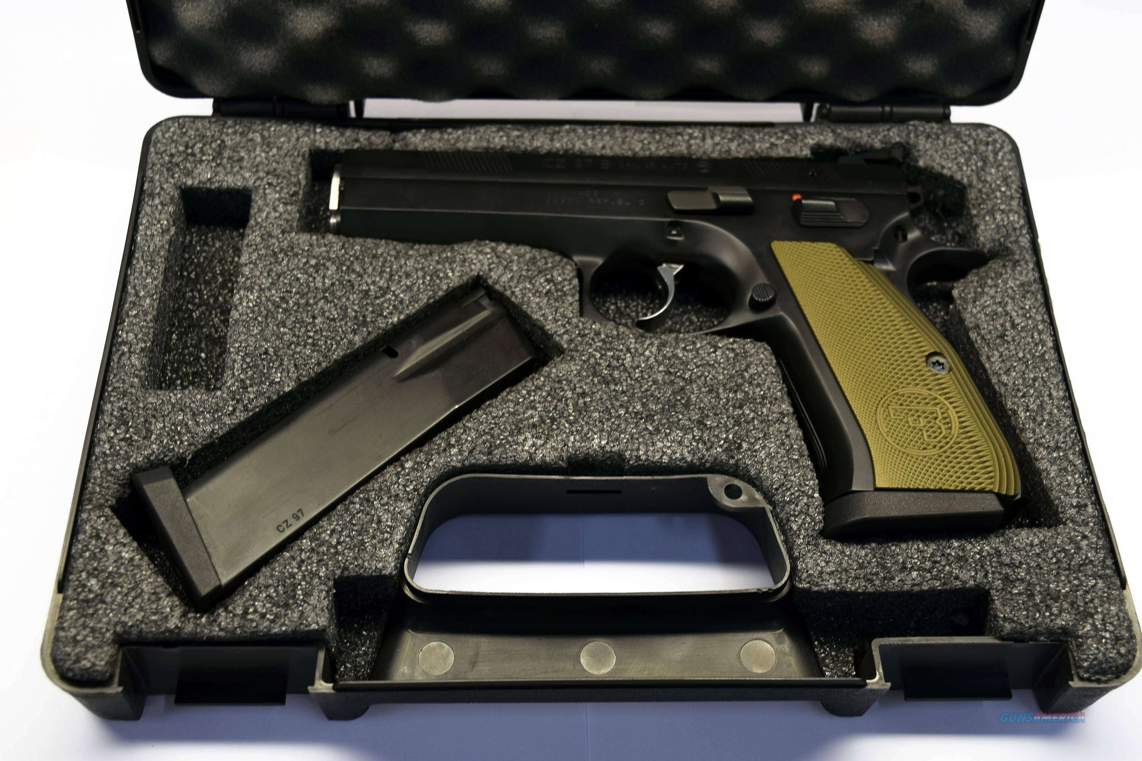 Cz 97 Custom