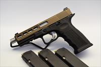 EFR Custom Glock 17 with 2 mags