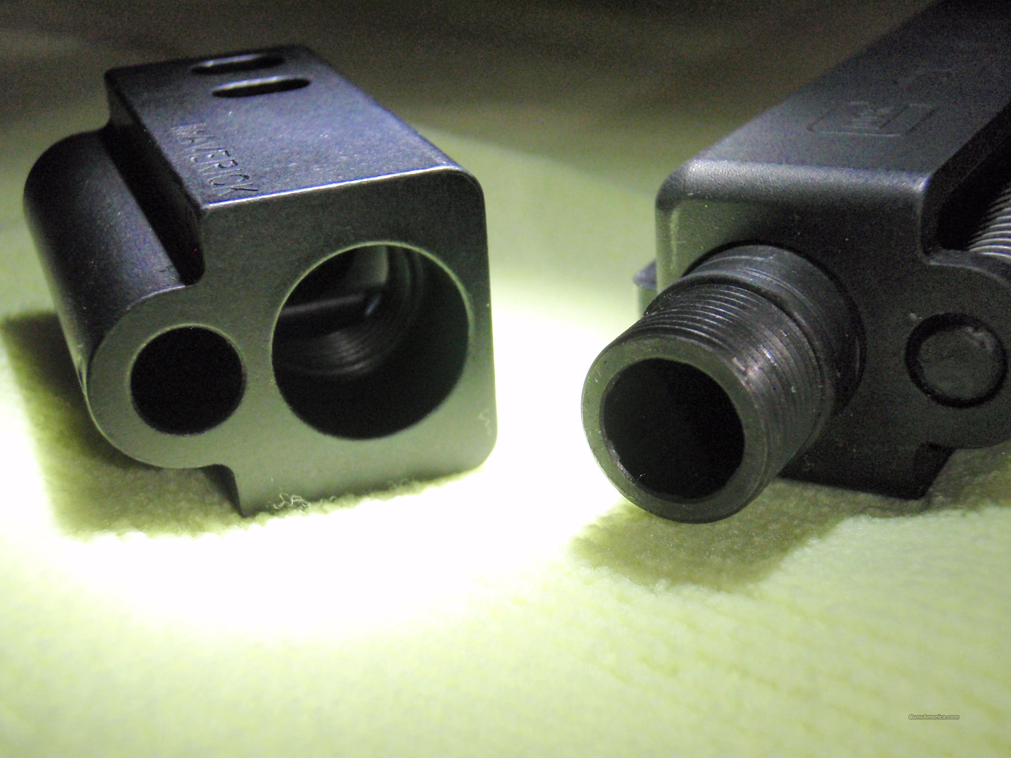 Glock 17 9MM Maverick Compensator