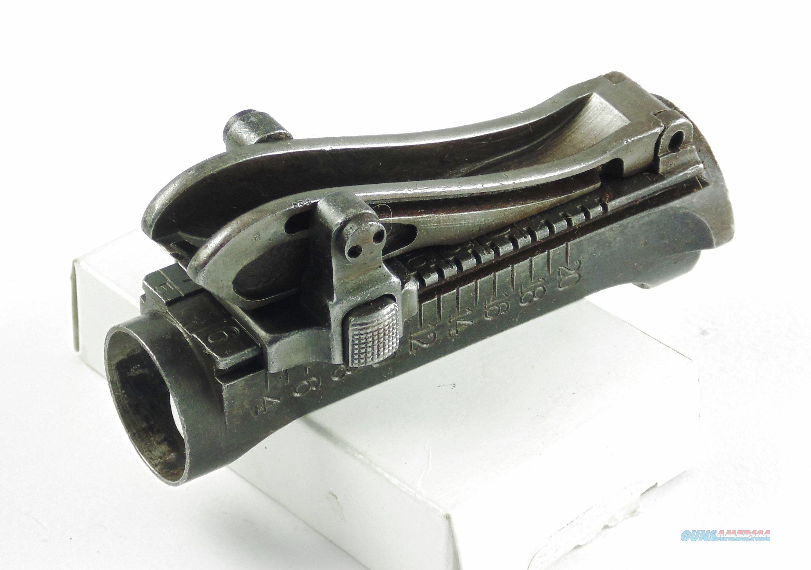 Mauser GEW 98 Rear Sight Assembly PAR-MAU010