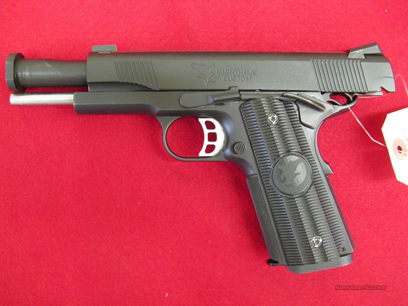 Nighthawk Agent 2 1911 5 .45 ACP No CC Fee Age for sale
