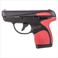 Taurus Spectrum 380 ACP Torch Red Black 6/7 Rd