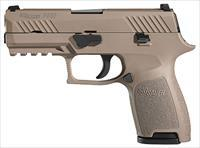 Sig Sauer 320C40FDE10 P320 Compact Double 40 Smith & Wesson (S&W) 3.9
