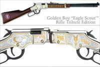 Henry Repeating Arms GOLDENBOY EAGLE SCOUT ED 22LR  H004ES